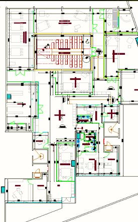Formation dessinateur en b timent et architecture ecole for Les plans de batiment