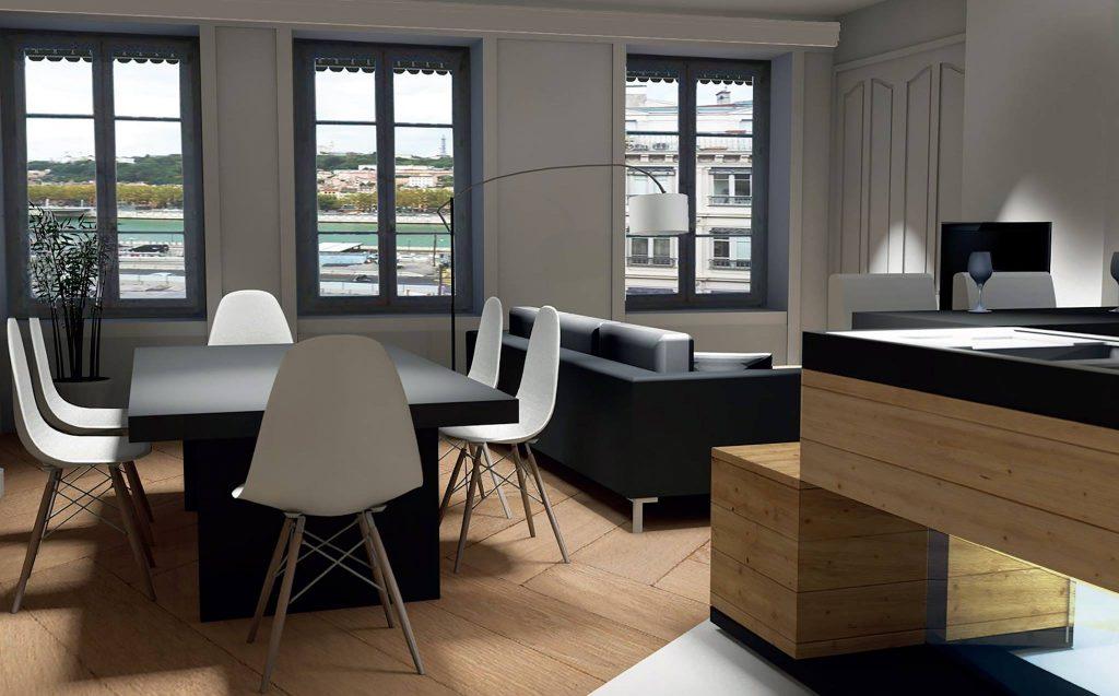 architecture d 39 int rieur edaic une cole d 39 arts appliqu s. Black Bedroom Furniture Sets. Home Design Ideas