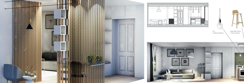 Formation architecture int rieur pour bts edaic une for Formation renovation interieur